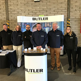 Butler Defence Solutions attends Atlas Group event in Dublin