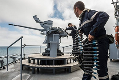 Naval Group, Nexter to Upgrade French Navy's Narwhal Remote Weapon Systems