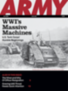 Get the July 2020 edition of ARMY Magazine