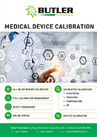 Medical Device Calibration Brochure