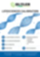 Life Sciences Calibration Brochure