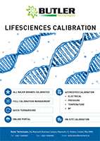 Life Sciences Calibration Brochure