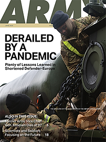 See the June 2020 edition of Army Magazine from AUSA