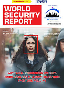 The latest issue of World Security Report has arrived