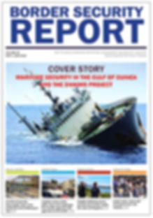 Get the May-June issue of the Border Security Report newsletter