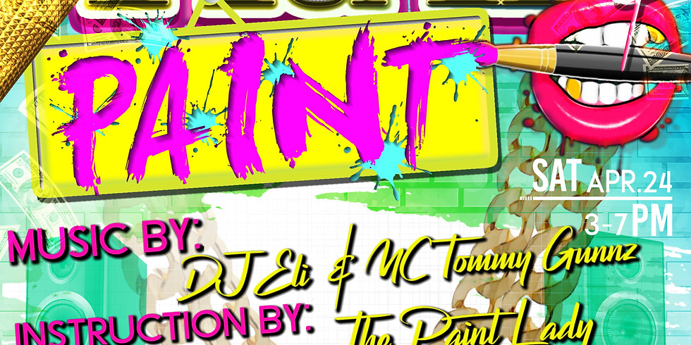 Trap and Paint Spring Edition