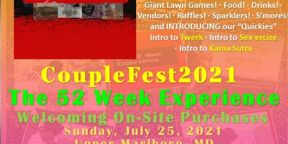 PopUp Shop at CouplesFest 2021