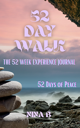 52 Day Walk PRE-ORDER Released on May 8th.