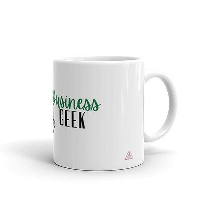 Business Geek Mug