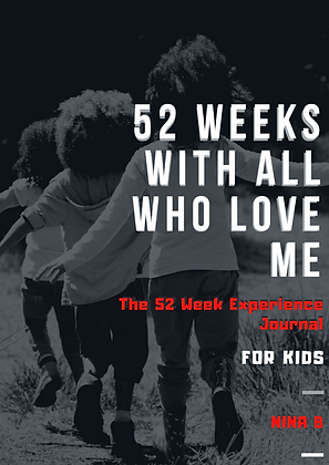 52 Weeks With All Who Love Me