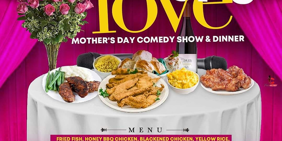 A Mother's Love Mother's Day Comedy Show