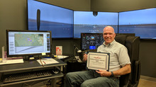 John Kelleher CFII Receives QSO Certificate.