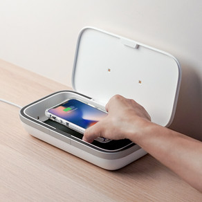 CASETiFY Releases UV Sanitiser & raises $100,000 USD for the GlobalGiving CV19 Relief Fund