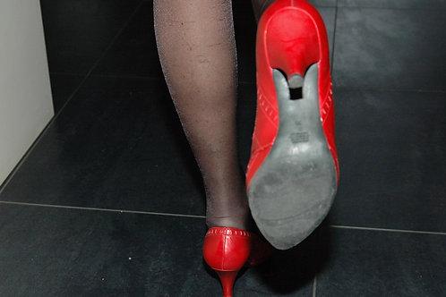 Red heels
