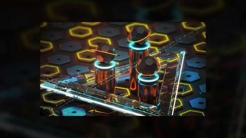 3D Tech Render