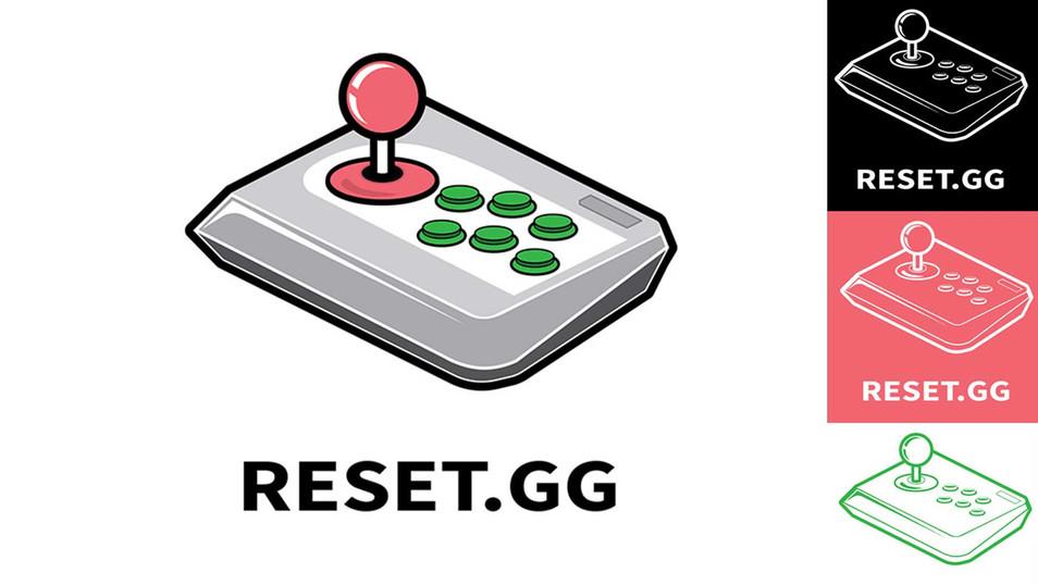 Reset.GG Logo