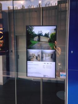 Real Estate TV Display