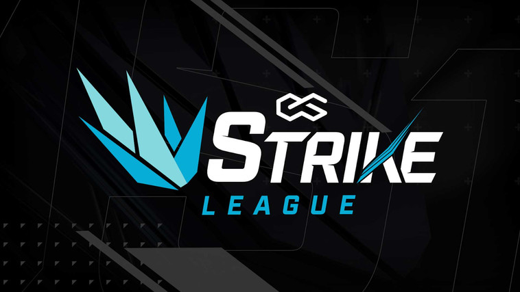 Strike League Logo