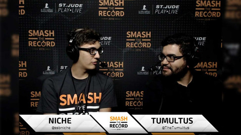 Smash The Record Broadcast