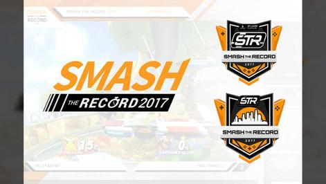 Smash the Record Logo