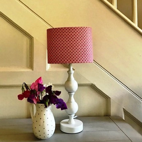 20cm oval lampshade