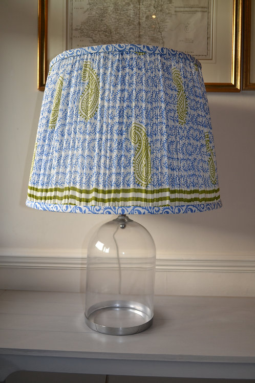 "XL 46cm (18"") Gathered French Drum Lampshade"
