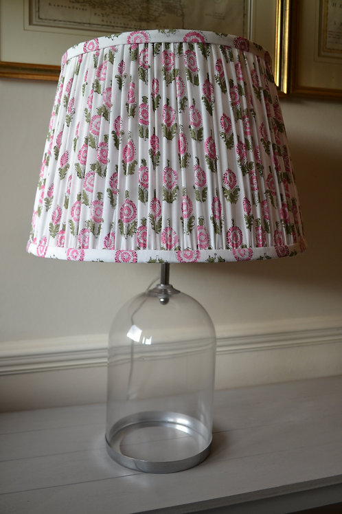 "Large 41cm (16"") Gathered French Drum Lampshade"
