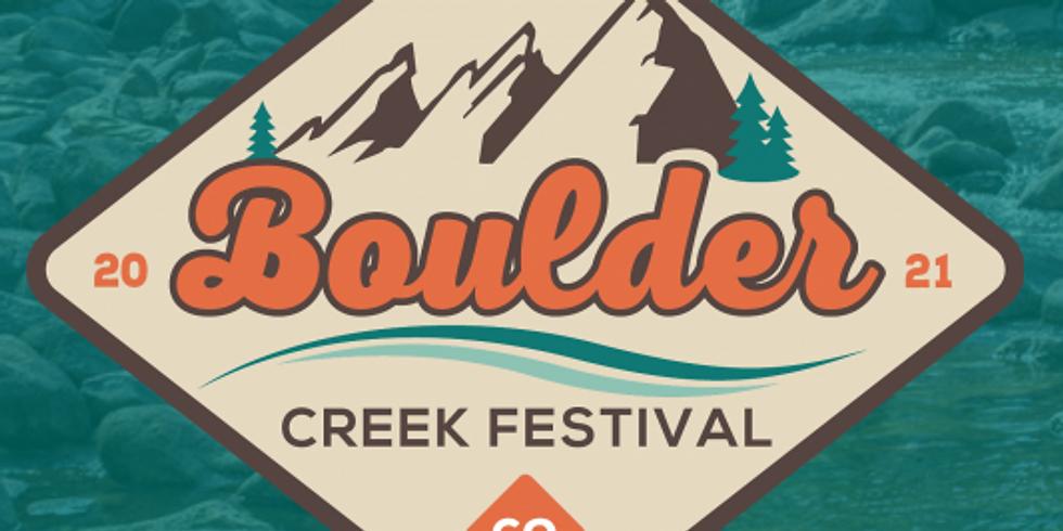 Boulder Creek Beer Festival