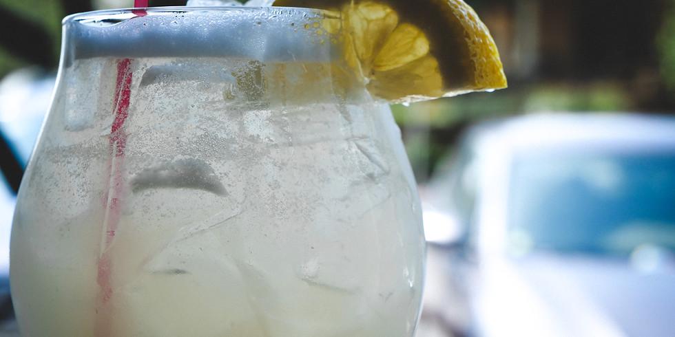 Greenbar Cocktail Sampling