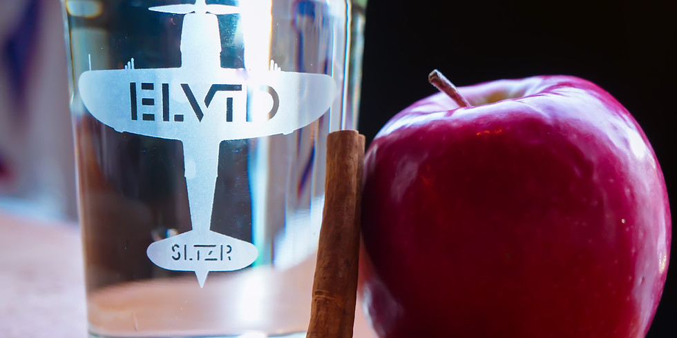 Cinnamon-Apple Seltzer Release