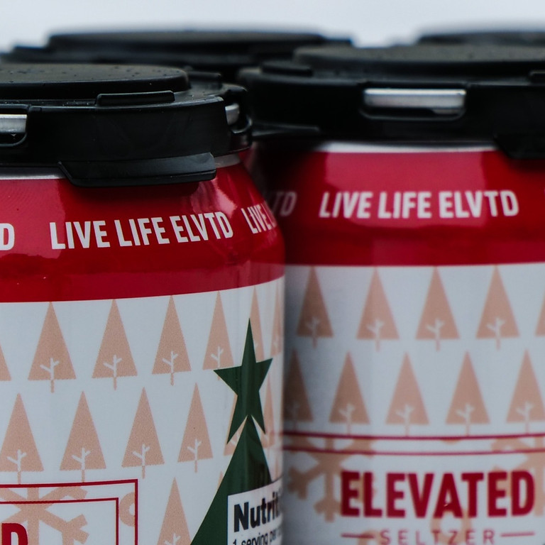 Christmas in July Seltzer Release