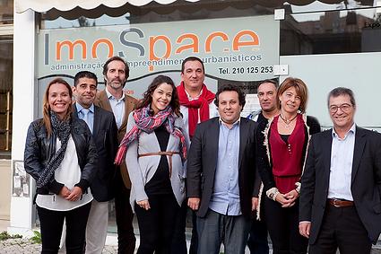 Os parceiros ImoSpace