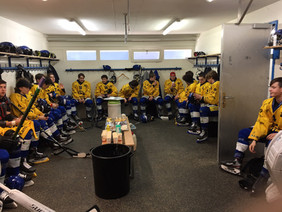 Impressionen U17 Playoffs in Zug