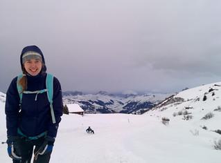 Fideris - Längste Rodelbahn der Schweiz!