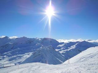 Ausflug nach St. Moritz und Arosa