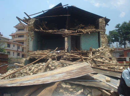Temporary Shelters in Earthquake Affected Areas
