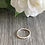 Thumbnail: Simple Sterling stacking ring (Round wire)