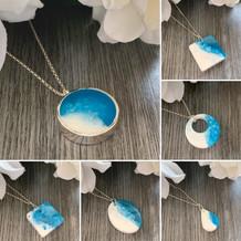 resin jewellery