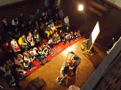 En el Museo Sefardí de Toledo