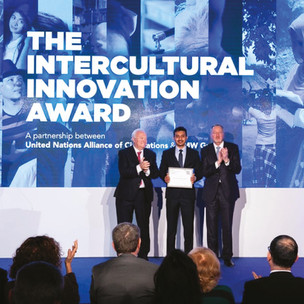 MinorMatters wins 4th place at THE INTERCULTURAL INNOVATION AWARD