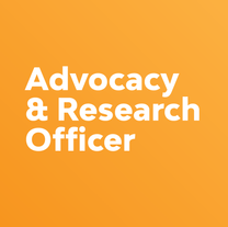 Advocacy & Research Officer