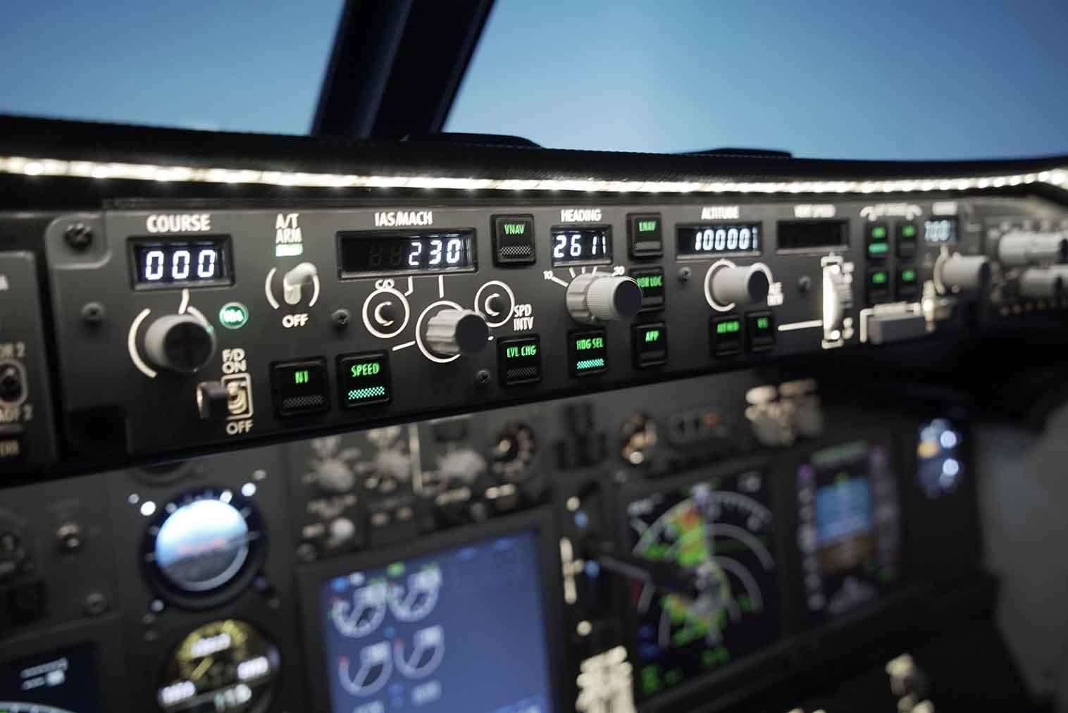 737 Pro Flight Simulation 6