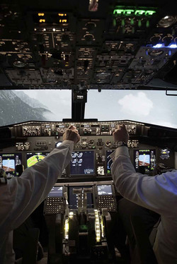 737 Pro Flight Simulation 27