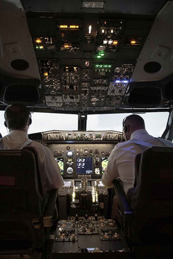 737 Pro Flight Simulation 22