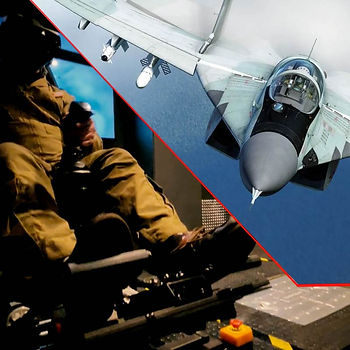 Air Combat Pro 2 people