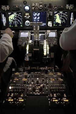 737 Pro Flight Simulation 3