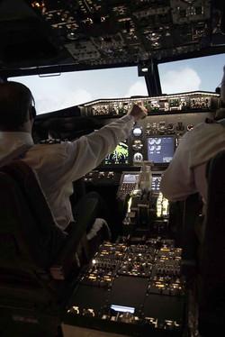 737 Pro Flight Simulation 8
