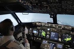 737 Pro Flight Simulation 9