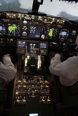737 Pro Flight Simulation 7
