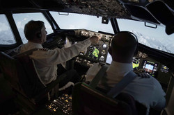 737 Pro Flight Simulation 10